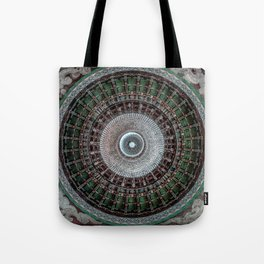 Stretch and dissolve Tote Bag