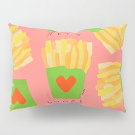 It's Such a Difficult Time So Let's Share - love Pillow Sham