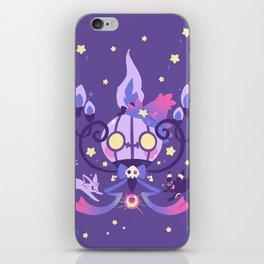 Miss Magic iPhone Skin