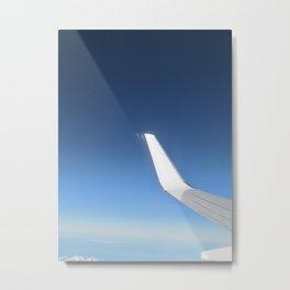 Wing Metal Print