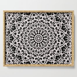 Tribal Mandala G385 Serving Tray