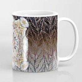 Rose Frills in Four Coffee Mug