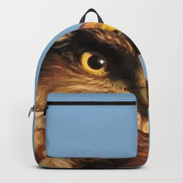 Young Cooper's Hawk Backpack