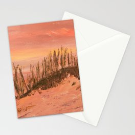 Clearwater Sand Dunes Stationery Cards