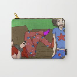 Game Grumps- Doin' Their Thing Carry-All Pouch