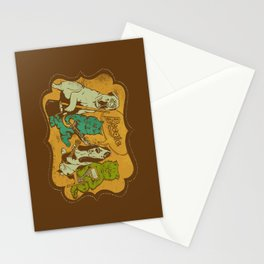 Boogie Stationery Cards