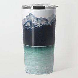 Lake Louise Reflections  Travel Mug