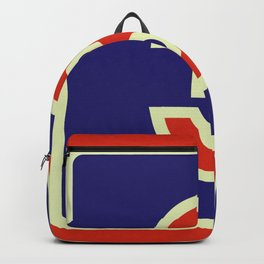 Blow Up 1966 Number 3 Backpack