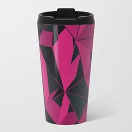 3D Futuristic GEO III Travel Mug