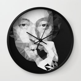 Gainsbourg Wall Clock