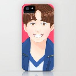 BTS Jungkook DNA iPhone Case