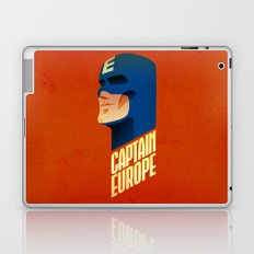 Captain Europe Laptop & iPad Skin
