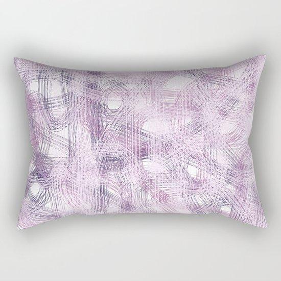 Abstract 376 Rectangular Pillow