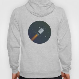 Famous Spaceships - Apollo CSM Hoody