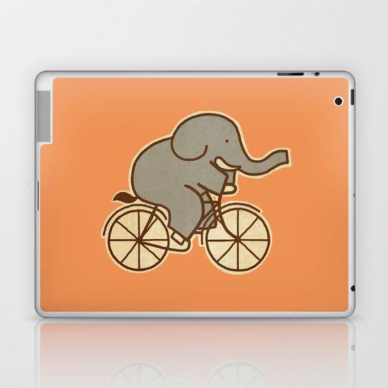 Elephant Cycle Laptop & iPad Skin