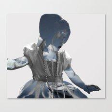 Dress-up Dreams Canvas Print