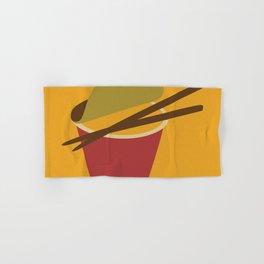 cup noodle Hand & Bath Towel