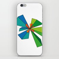 3d iPhone & iPod Skins featuring 3D by MeMRB