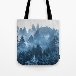 Blue Forest Melody  - 18/365 Tote Bag