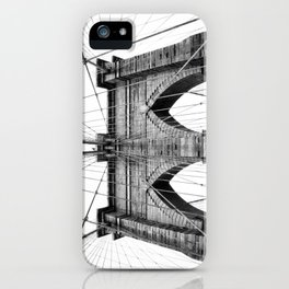 new york #3 - Brooklyn Bridge iPhone Case