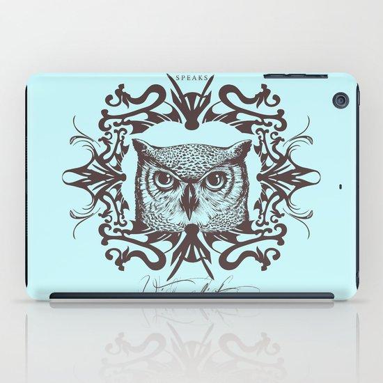 Wisdom Listens iPad Case