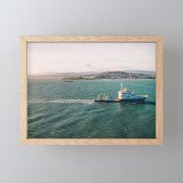 ILV Granuaile Framed Mini Art Print