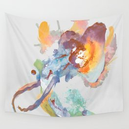 Found Wall Tapestry