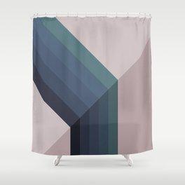 A Huge Gap Shower Curtain