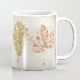 Leaves in autumn Coffee Mug