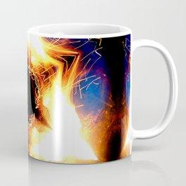 Afterimage of the light 01 Coffee Mug