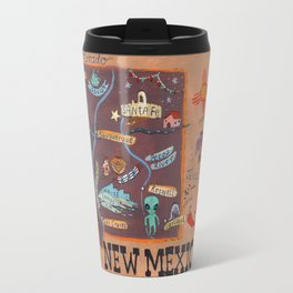 New Mexico Travel Mug