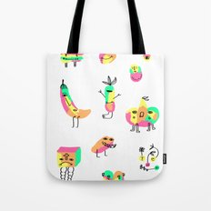 The Strangers Tote Bag
