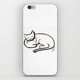 Cat II iPhone Skin