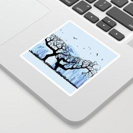 Scrat Tree Sticker