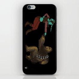 Let the Wookie Dance iPhone Skin