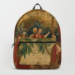 Beijing Observatory Chinoiserie Backpack