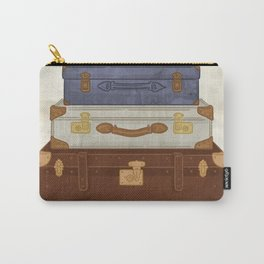 The start of a completely new life. By Priscilla Li Carry-All Pouch