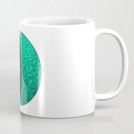 Cat's Eye-Aqua Coffee Mug