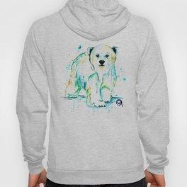 Polar Bear Baby Hoody