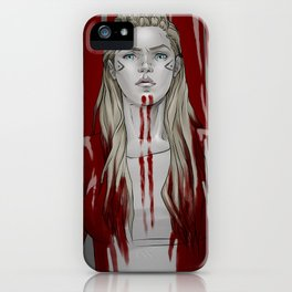 Lagertha Lothbrok iPhone Case