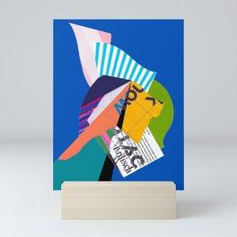 Kritisch Mini Art Print
