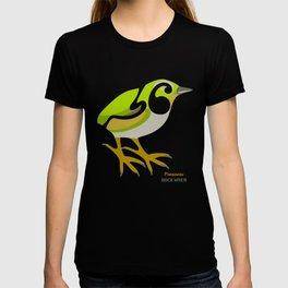 Rock Wren New Zealand Bird T-shirt
