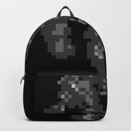 I is for Iron Golem Backpack