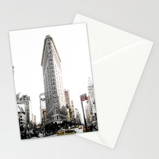 Desaturated New York Stationery Cards