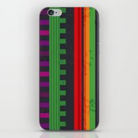 mexican iPhone & iPod Skins featuring Mexican Pattern by rusanovska