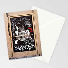 Grafitti Door - Creep Stationery Cards