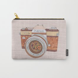 WOOD CAN0N Carry-All Pouch