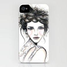 Lion's Mane iPhone (4, 4s) Slim Case