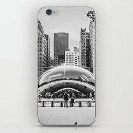 Chicago Cloud Gate / The Beam iPhone Skin