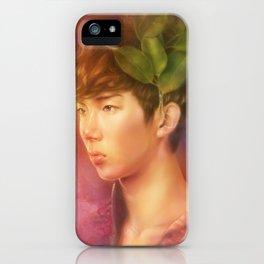 jo kwon iPhone Case